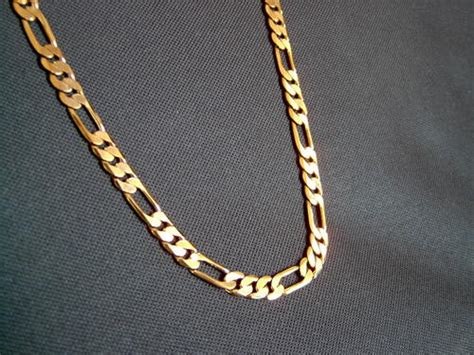 how to make neck chain with chains necklaces 10mm large link figaro mens neck