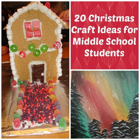 craft ideas for school projects middle school crafts special day celebrations