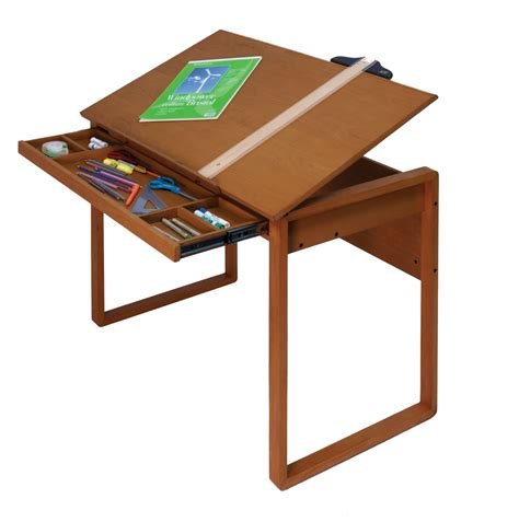 craft tables for studio designs ponderosa wood topped craft table 13285