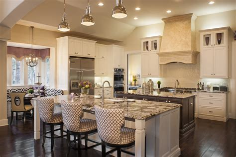 house plans with large kitchen island moving up the most popular new home upgrades