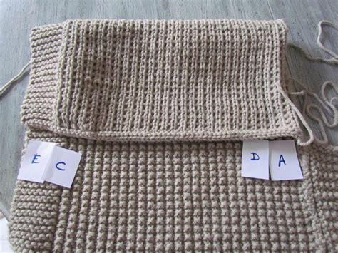 je tricote un poncho facile lescoupsdecoeurdejoss