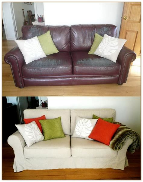 leather sofa slipcovers slipcovers for leather sofas