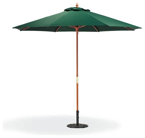 canvas patio umbrella 9 half canvas patio umbrella ebay