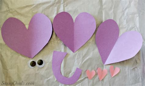 paper elephant craft valentines day elephant craft for toilet paper roll