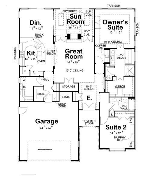 house plans with big bedrooms 25 best ideas about 2 bedroom house plans on