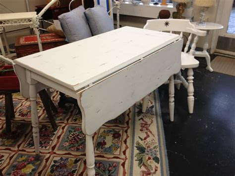 drop leaf kitchen table white white painted drop leaf kitchen table simply vintage of
