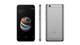 xiaomi 5a xiaomi redmi 5a launched in china specs price and more
