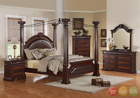 bedroom furniture canopy king canopy bedroom sets