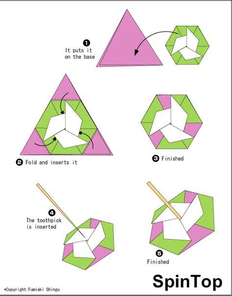 origami top origami top