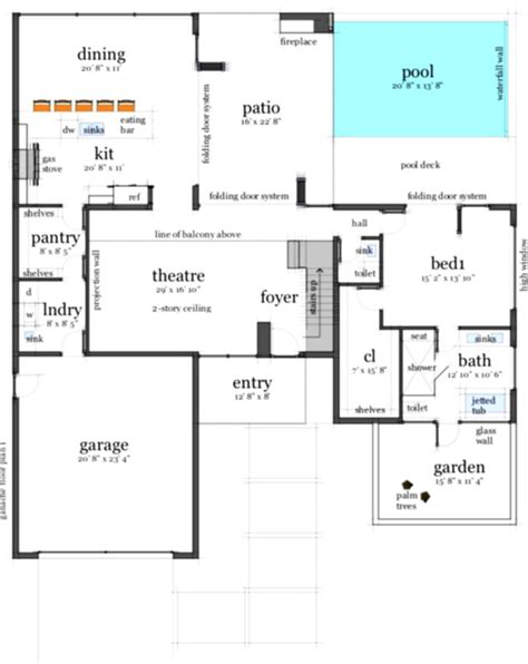 contemporary plan contemporary house floor plans modern house