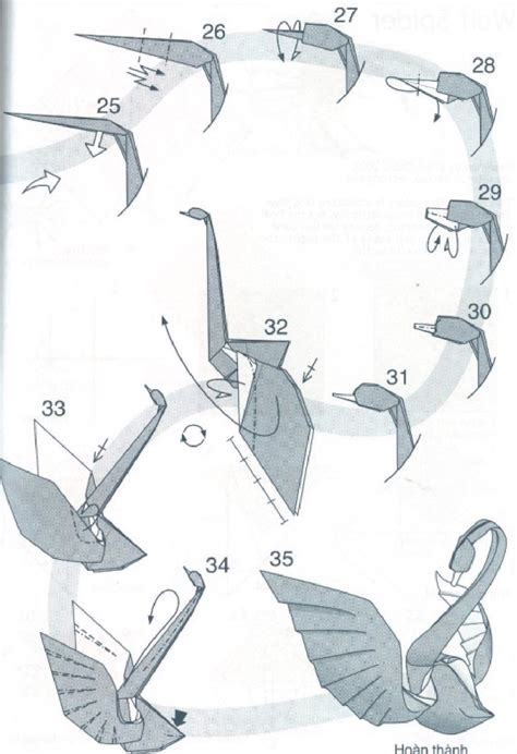 origami swan pdf origami origami swan origami swan