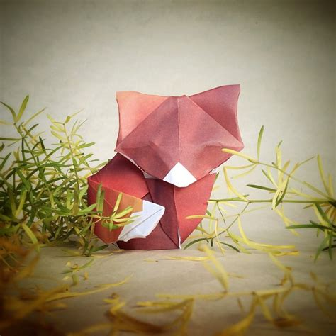 creative origami adorable origami built with everyday objects by
