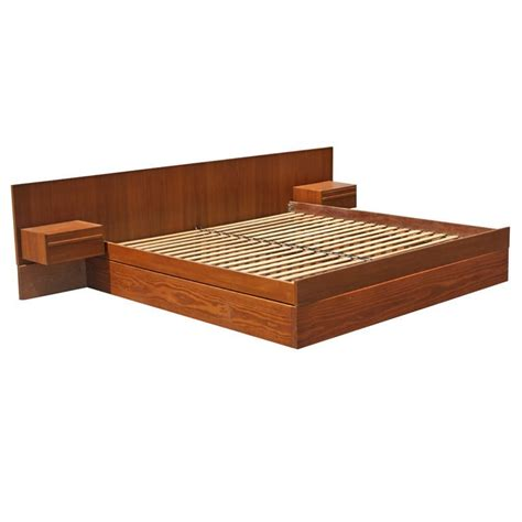 king bed platform frame king platform bed frame with drawers plans