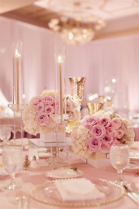 pink decorations 25 best ideas about pink and gold wedding on