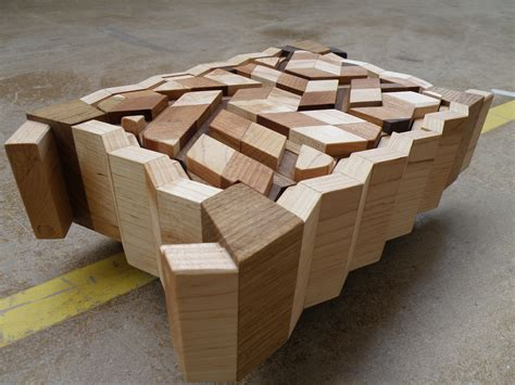 the of woodworking segmented box
