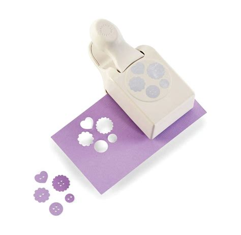 large paper punches for card martha stewart large punch scrapbook card craft