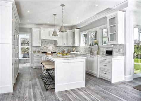 grey wood floors kitchen gray kitchen floors transitional kitchen vita design