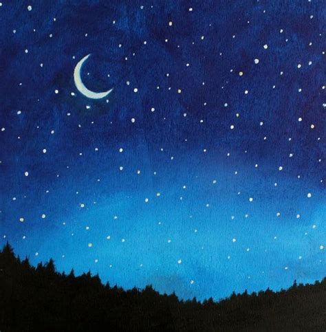 paint nite duration 17 best images about sky paintings on