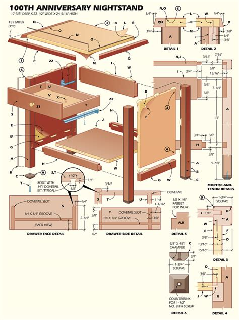 popular mechanics woodworking plans 100th anniversary bedroom suite build a table
