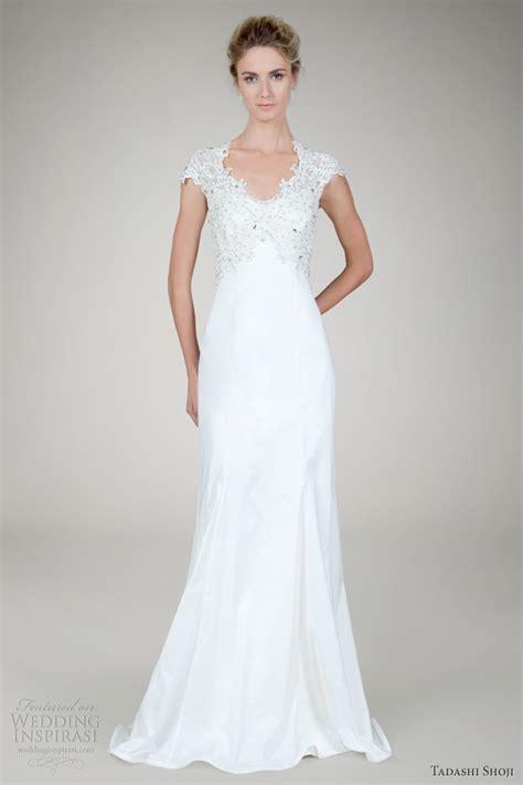 beaded lace wedding dresses tadashi shoji wedding dresses 2012 wedding inspirasi