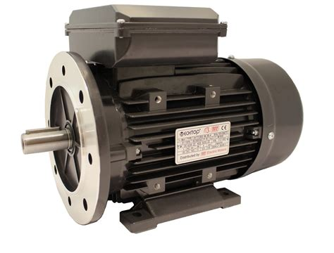 Motor Electric 220v 2kw by Quot Tec Single Phase 230v Electric Motor 2 2kw 4 Pole