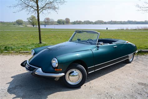 Citroen Ds Cabriolet by Citro 235 N Ds 19 Cabriolet Chapron 1964 Forrest Green