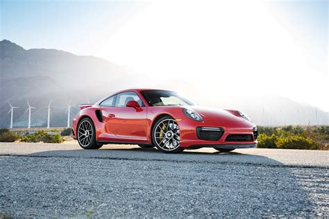 Porsche 911 Turbo S by 2017 Porsche 911 Turbo S Test Review The Weapons