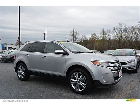 Ford Edge Limited by 2012 Ingot Silver Metallic Ford Edge Limited 119577060