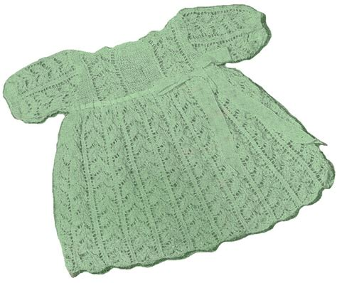 free knitted dress patterns for toddlers free baby dress knit pattern knitting crochet