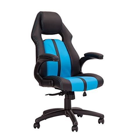 Home Style Gaming Chair by Merax Ergonomic Racing Style Pu Leather Gaming Chair For