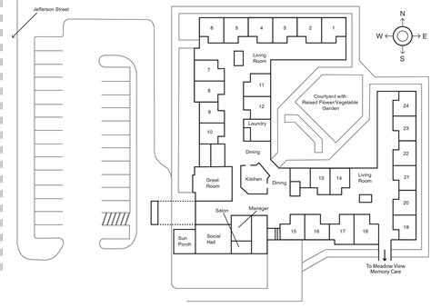 assisted living floor plans meadow ridge assisted living tour meadow ridge senior living