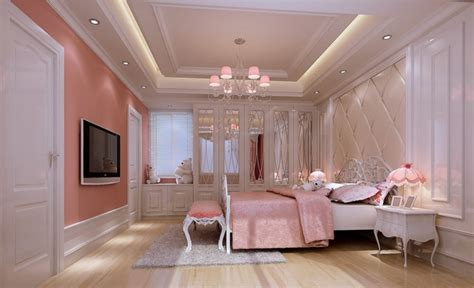 beautiful bedroom interior design the most beautiful pink bedroom interior design 2013