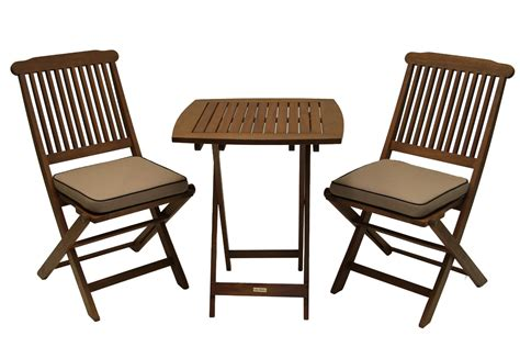bistro table sets outdoor furniture outdoor eucalyptus 3 square bistro outdoor furniture