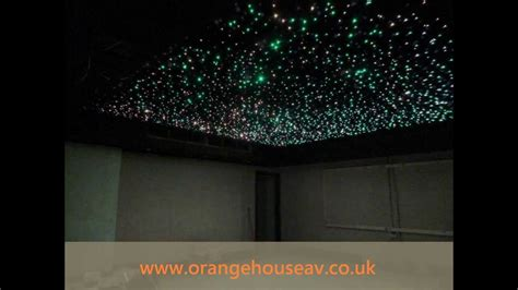 fiber optic ceiling fibre optic ceiling