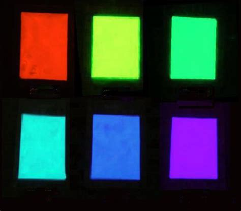 glow in the pigment powder china luminescent pigment glow in the powder china