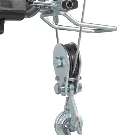 Electric Hoist Motor by Electric Hoist Motor Overhead Winch Crane Lift Remote