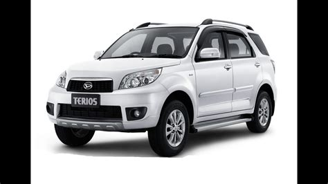 Terios Daihatsu by Daihatsu Terios 2014 Daihatsu Terios Review