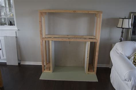 how to build fireplace how to build a faux fireplace