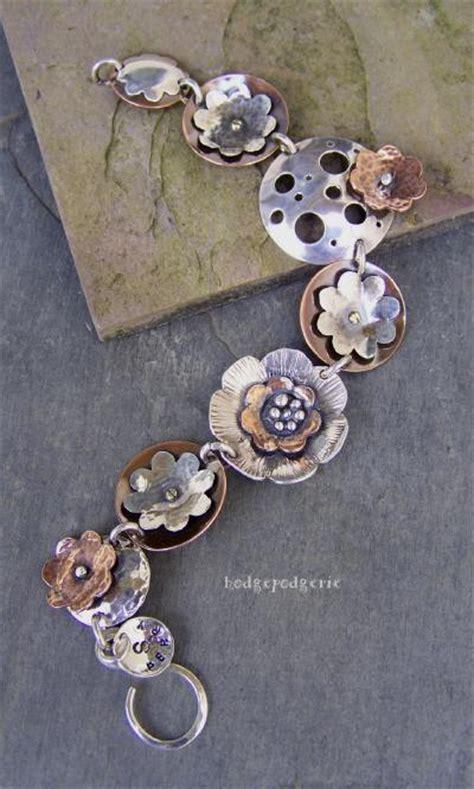 metal jewelry classes metal garden bracelet workshop