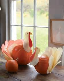 martha stewart thanksgiving crafts for thanksgiving gourd gobblers martha stewart