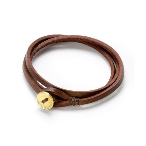 leather for jewelry dogeared leather wrap bracelet bracelet leather
