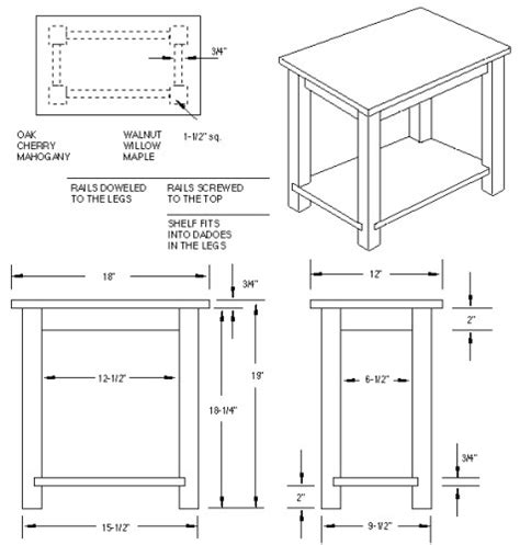 free furniture plans woodworking table blueprints pdf woodworking