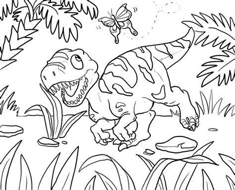 pictures of coloring books coloring book dino by xkaseix on deviantart