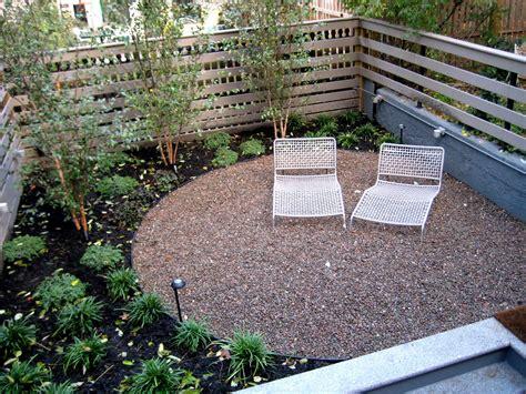 garden gravel ideas this wonderful backyard patio ideas with gravel will