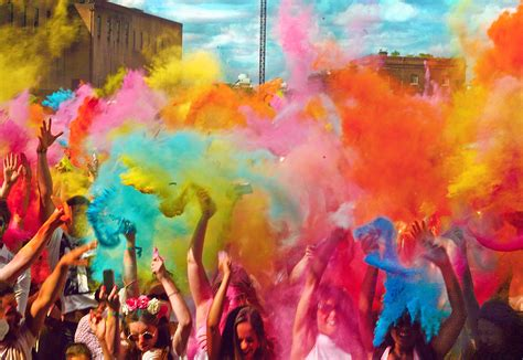 festival de painting 4 holi festivals to color your journal