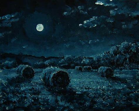 paint nite ithaca moonlight haybails 191