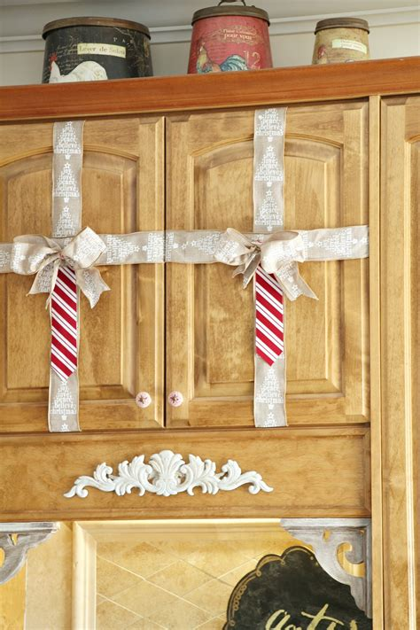 kitchen cabinet decorations simple decorating ideas in the kitchen debbiedoos