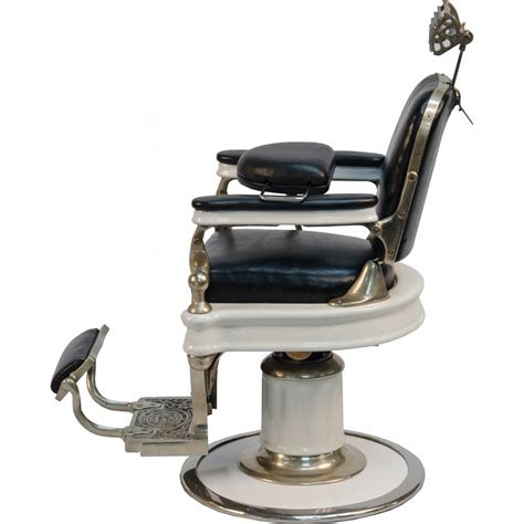 Simple Bathroom Decor Ideas simple vintage barber chair style of vintage barber