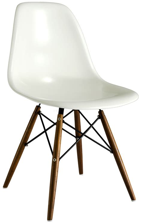 Eams Chair by Charles Eames Style Dsw Dining Chair In Fibreglass