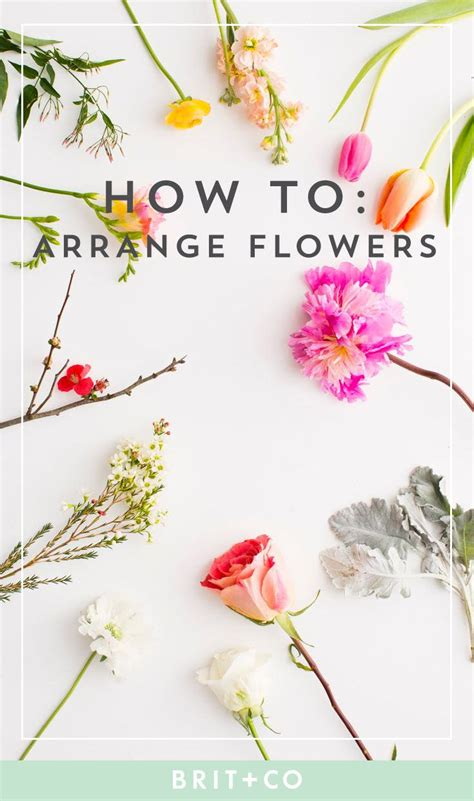 how to arrange flowers here s everything you need to about flower arranging
